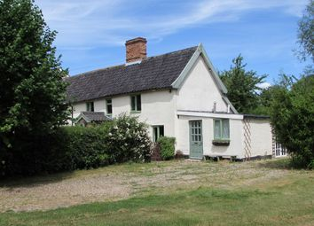 Thumbnail 2 bed semi-detached house for sale in Stuston Common, Diss