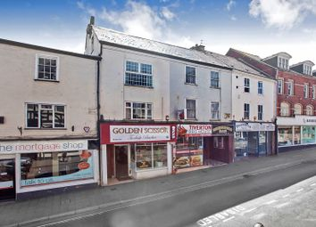 Thumbnail 3 bed flat for sale in John Greenway Close, Gold Street, Tiverton