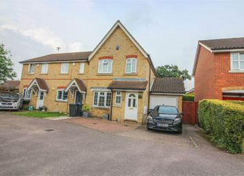 Thumbnail 3 bed end terrace house to rent in Abbeydale Close, Church Langley, Essex