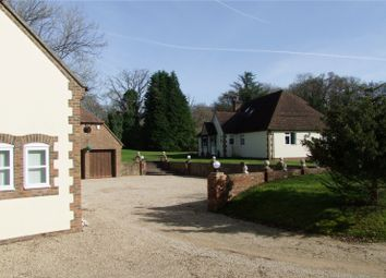 Thumbnail 5 bed detached house for sale in Passfield Road, Passfield, Liphook, Hampshire