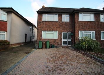 Thumbnail 2 bed semi-detached house to rent in St Philips Avenue, Worcester Park
