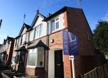 Thumbnail 3 bedroom semi-detached house to rent in Northway, Northwich