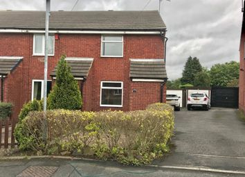 Thumbnail 2 bedroom semi-detached house to rent in Romford Avenue, Morley, Leeds