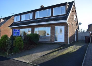 Thumbnail 3 bed semi-detached house to rent in Kings Drive, Padiham, Lancashire