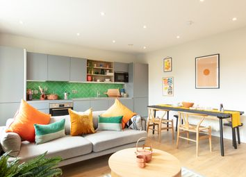 Apartment 63, Johanna Court, Oxbow, 1 New Village Avenue, London E14. 2 bed flat