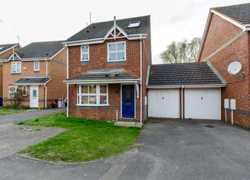 Thumbnail 4 bedroom detached house for sale in Meteor Close, Milton Regis, Sittingbourne