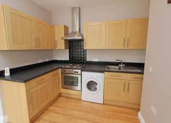 Thumbnail 1 bed flat to rent in Camperdown Street, Stoke, Plymouth