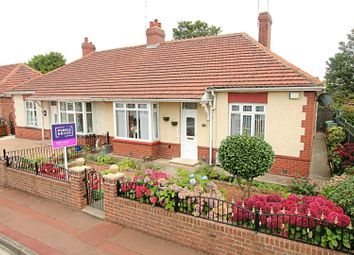 Thumbnail 3 bed semi-detached bungalow for sale in Richmond Avenue, Gateshead