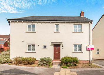 Thumbnail 3 bed semi-detached house for sale in Nichol Place, Cotford St. Luke, Taunton