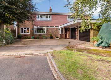 Thumbnail 5 bed detached house for sale in Churchill Close, Luton, Luton