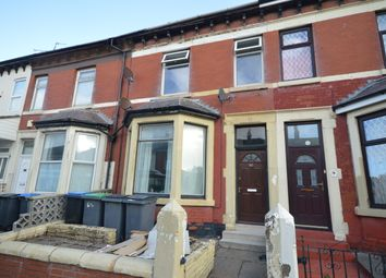 Thumbnail 3 bed flat for sale in Grasmere Road, Blackpool