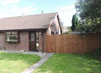 Thumbnail 2 bed semi-detached bungalow for sale in Y Dolau, Llangyfelach, Swansea