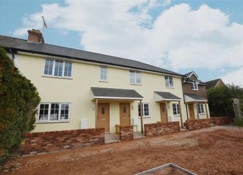 Thumbnail 3 bed terraced house for sale in Park View, Broadway, Woodbury, Exeter