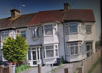 Thumbnail 3 bedroom end terrace house to rent in Cecil Avenue, Wembley