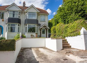 3 bed semi-detached house for sale in Trumlands Road, Torquay TQ1