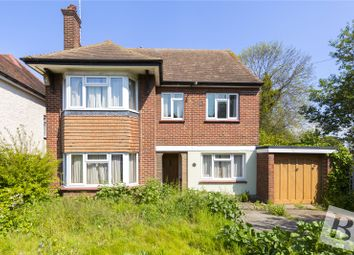 Thumbnail 4 bed detached house for sale in Old Road East, Gravesend, Kent