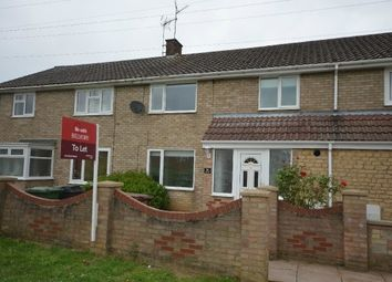 Thumbnail 1 bed terraced house to rent in , Taunton Avenue, Corby