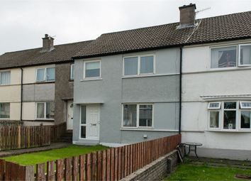 Thumbnail 3 bed terraced house for sale in Thornfield Close, Cleator Moor, Cumbria