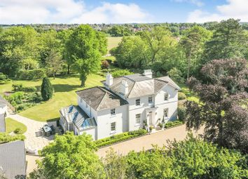 Thumbnail 4 bed detached house for sale in Greensted Road, Greensted, Ongar