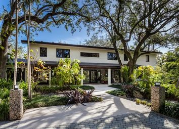 Thumbnail 6 bed property for sale in 10845 Snapper Creek Rd, Coral Gables, Florida, 10845, United States Of America
