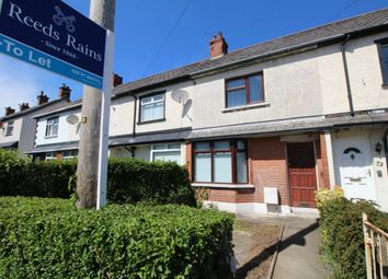 Thumbnail 2 bedroom terraced house to rent in Elmwood Drive, Bangor