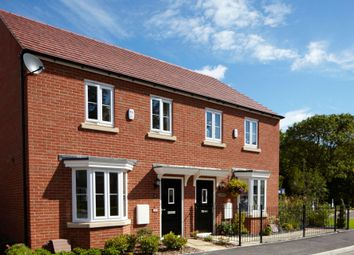 "Thumbnail 3 bed end terrace house for sale in ""Archford"" at Shrewsbury Court, Upwoods Road, Doveridge, Ashbourne"
