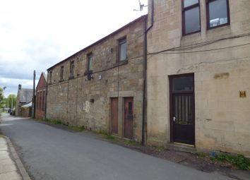 Thumbnail 1 bedroom flat for sale in Clyde Street, Carluke