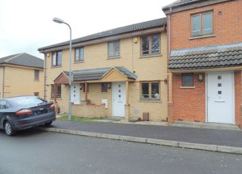 Thumbnail 3 bed terraced house for sale in Combes Crescent, Leadenhall, Milton Keynes