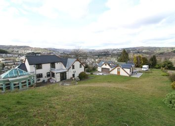 Thumbnail 4 bed detached house to rent in Penyrheol, Pontypool
