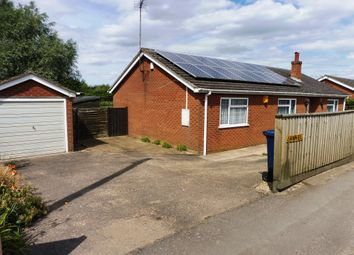 Thumbnail 3 bed detached bungalow for sale in March Road, Friday Bridge, Wisbech