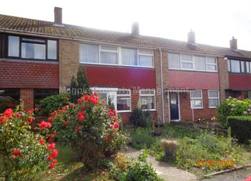 Thumbnail 3 bedroom terraced house to rent in Greenfields, St. Neots