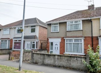 Thumbnail 2 bed semi-detached house for sale in Dudmore Road, Swindon