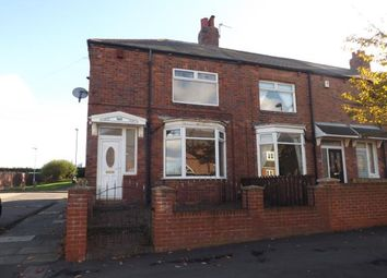 Thumbnail 3 bed end terrace house for sale in Coleridge Avenue, Westoe, South Shields, Tyne And Wear