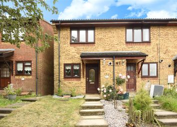 Thumbnail 2 bed end terrace house for sale in Petersham Drive, Orpington