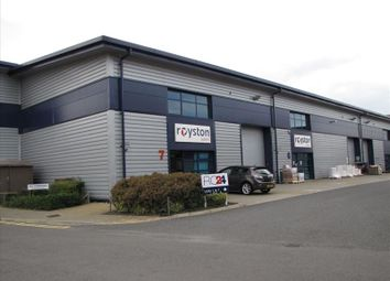 Thumbnail Light industrial to let in Unit 7, Rear Of 24 Jarman Way, Royston, Herts