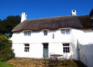Thumbnail 4 bed semi-detached house for sale in Chapel Hill, Bolingey, Perranporth