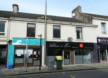 Thumbnail 3 bedroom flat for sale in Caledonian Road, Wishaw