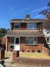 Thumbnail 3 bed semi-detached house to rent in Sandringham Road, Rainham, Gillingham