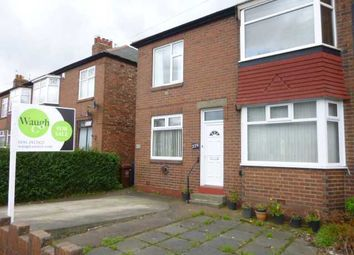 Thumbnail 2 bedroom flat for sale in Benton Road, High Heaton, Newcastle Upon Tyne