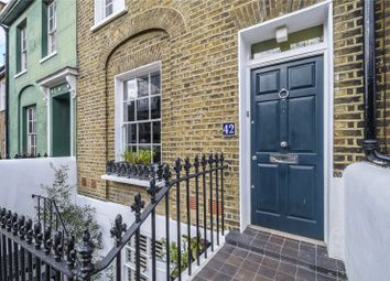 Thumbnail 3 bed terraced house for sale in Ripplevale Grove, London