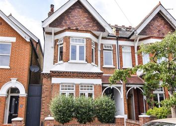 Thumbnail 4 bed semi-detached house for sale in Chestnut Road, Kingston Upon Thames