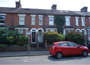 Thumbnail 3 bed terraced house for sale in Barden Road, Tonbridge