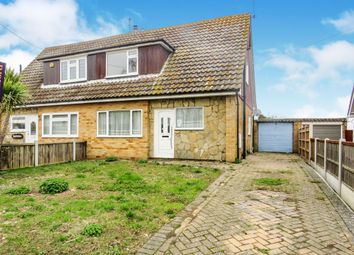Thumbnail 3 bed semi-detached house for sale in Weeley Road, Great Bentley, Colchester