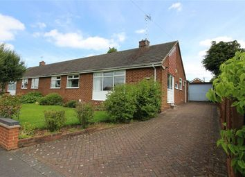 Thumbnail 3 bed semi-detached bungalow for sale in The Rise, Darley Abbey, Derby