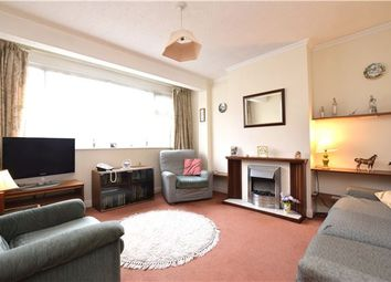 Thumbnail 3 bed terraced house for sale in Rougemont Avenue, Morden, Surrey