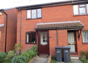 Thumbnail 2 bed end terrace house to rent in Knatchbull Close, Romsey