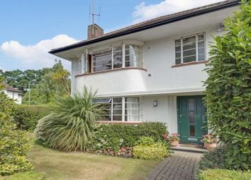 Thumbnail 3 bed detached house for sale in Hutchings Walk, Hampstead Garden Suburb, London