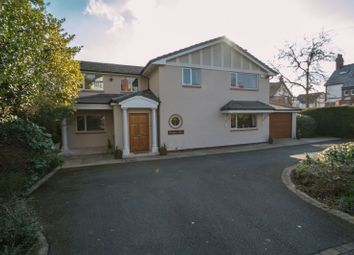 Thumbnail 5 bed detached house for sale in Warwick Drive, Hale, Altrincham