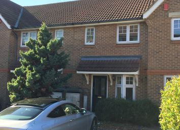 Thumbnail 2 bed terraced house to rent in Hibiscus Close, Edgware