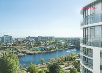 Thumbnail 2 bed flat for sale in Furness Quay, Salford